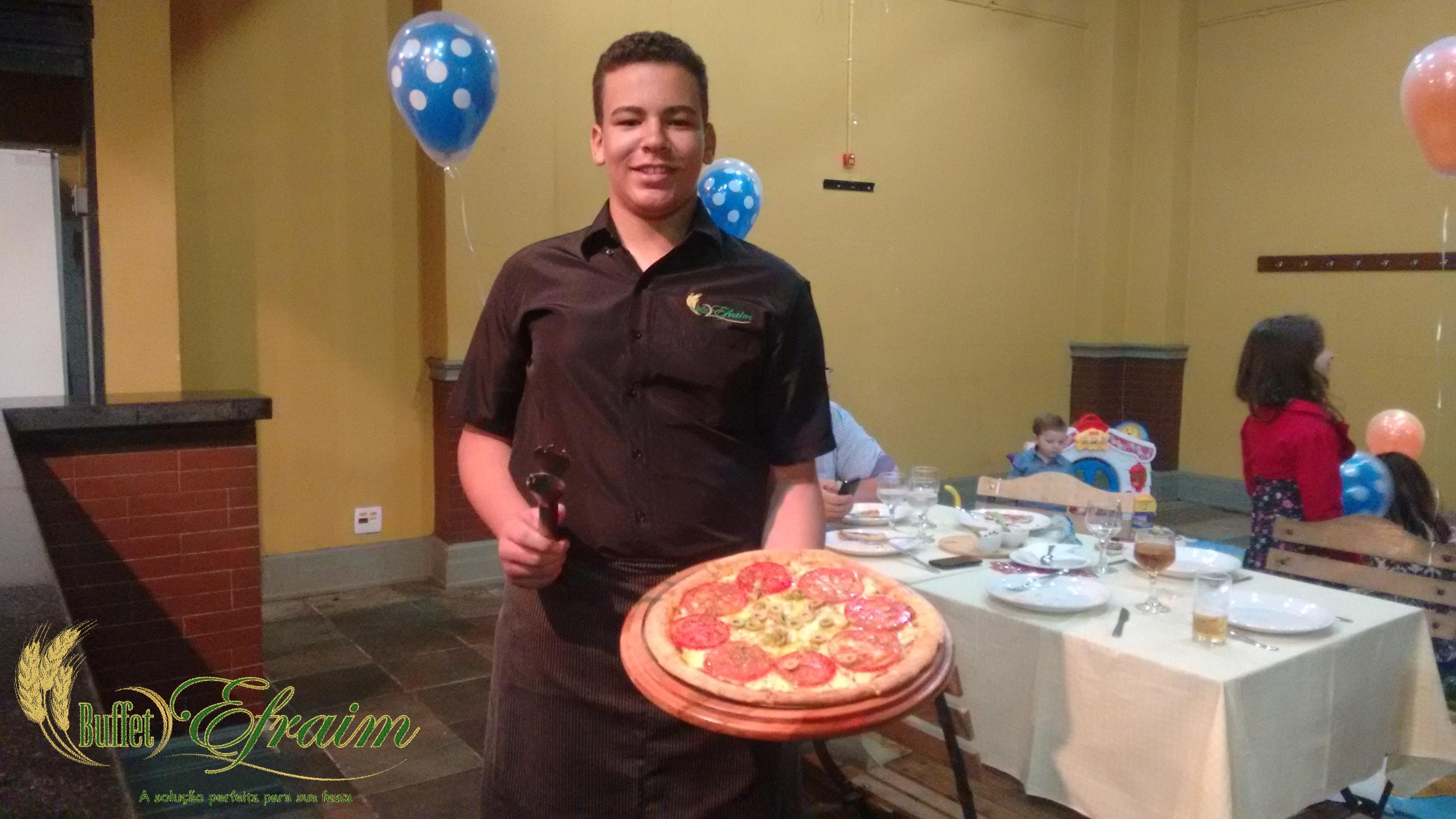 Conheça Festa Pizza