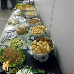 Buffet Árabe a Domicílio SP