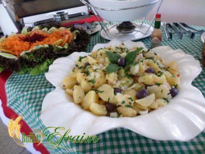 Vídeo Buffet de Festa Portuguesa