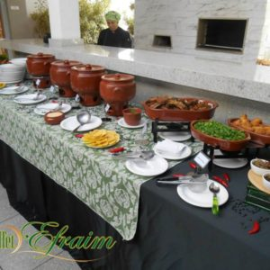 Buffet de Feijoada Completa com Bebidas