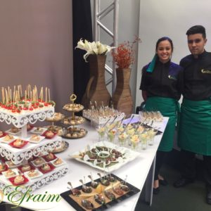 Buffet de Finger Food a Domicílio SP