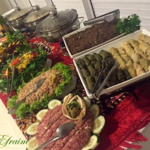 Buffet Árabe Premium com Bebidas